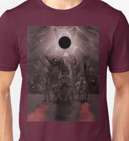 Nocturne Hitoshura with Lucifer Unisex T-Shirt