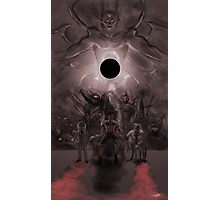 Nocturne Hitoshura with Lucifer Photographic Print