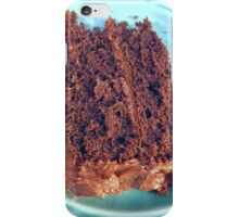 Mexican Hot Chocolate Cake iPhone Case/Skin