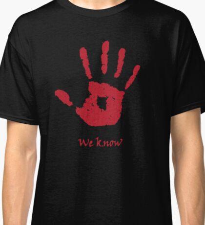 The Dark Brotherhood Classic T-Shirt