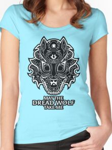 Dread Wolf Take Me Women's Fitted Scoop T-Shirt
