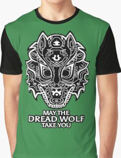 May the Dread Wolf Take You Graphic T-Shirt