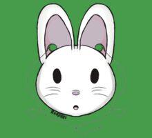Bunny earphones Baby Tee
