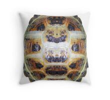 Tortoise Shell - Carapace Throw Pillow