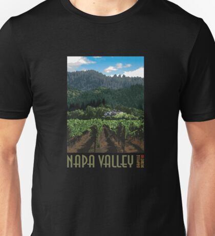 Napa Valley - Far Niente III Unisex T-Shirt