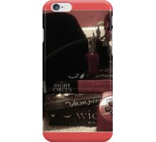 Modern Gothic iPhone Case/Skin