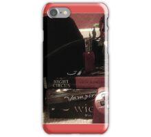 Modern Gothic iPhone Case/Skin