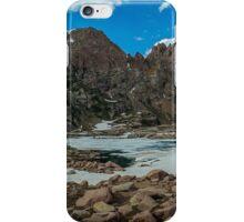 Twin Lakes in Colorado iPhone Case/Skin