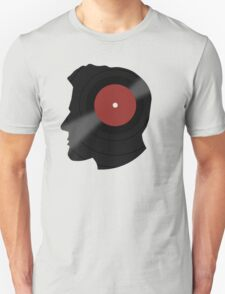 Vinyl Records Lover - The DJ - Vinylized Man T Shirt T-Shirt