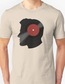 Vinyl Records Lover - The DJ - Vinylized Man T Shirt Unisex T-Shirt