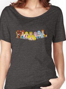 She-Ra Princess of Power - The Great Rebellion #2 - Color Women's Relaxed Fit T-Shirt