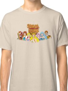 She-Ra Princess of Power - The Great Rebellion #1 - Color Classic T-Shirt