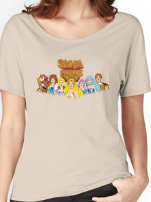 She-Ra Princess of Power - The Great Rebellion #1 - Color Women's Relaxed Fit T-Shirt