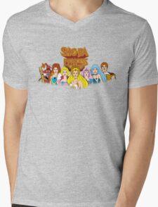 She-Ra Princess of Power - The Great Rebellion #1 - Color Mens V-Neck T-Shirt