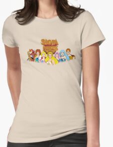 She-Ra Princess of Power - The Great Rebellion #1 - Color Womens Fitted T-Shirt