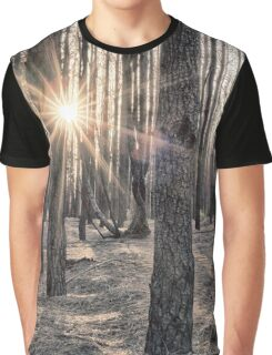 Flare Graphic T-Shirt