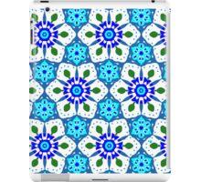 Floralie Blu iPad Case/Skin