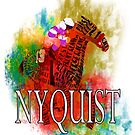 Nyquist 2016 Kentucky Derby Winner gifts and apparel by Ginny Luttrell