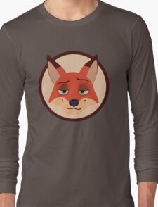 Nick Wilde - Zootopia  Long Sleeve T-Shirt