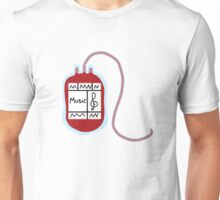 Music is in My Blood Unisex T-Shirt