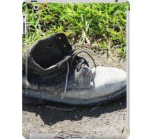 Work Shoe iPad Case/Skin
