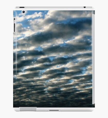 Fluff in the Sky iPad Case/Skin