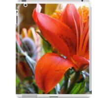 Fleur de la Cœur III iPad Case/Skin