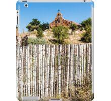 Stone Church New Mexico iPad Case/Skin