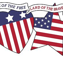 Home Of The Free Land Of The Brave by Cleave