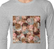 Golden Girls Toss Long Sleeve T-Shirt