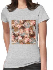 Golden Girls Toss Womens Fitted T-Shirt
