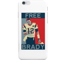 Free Brady 2016 iPhone Case/Skin