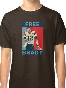 Free Brady 2016 Classic T-Shirt
