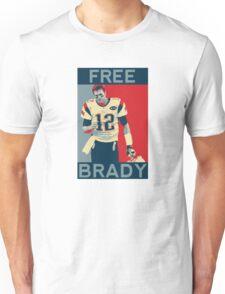 Free Brady 2016 Unisex T-Shirt