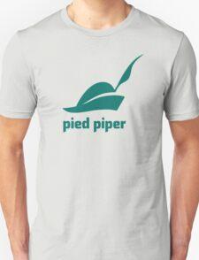 Pied Piper 3.0 Logo - Silicon Valley - New Logo - Season 3 Unisex T-Shirt