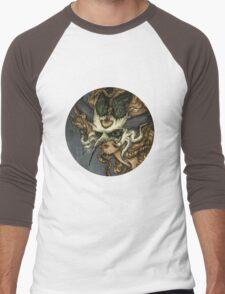 Masquerade Men's Baseball ¾ T-Shirt