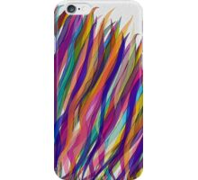 """""""scarves"""" abstract iPhone Case/Skin"""