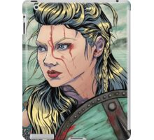 Lagertha iPad Case/Skin