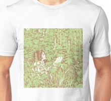 Ceres and Calypso in the deep time Unisex T-Shirt