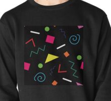 Early 90's Confetti Toss Pullover