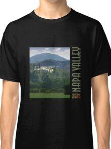 Napa Valley - Sterling Vineyards III Classic T-Shirt