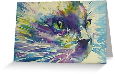 cats whiskers by christine purtle