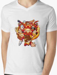 Cyborg 009 Mens V-Neck T-Shirt