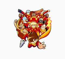 Cyborg 009 Womens Fitted T-Shirt