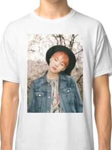 suga bts in the mood for love Classic T-Shirt