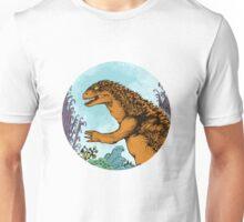 Godzilla Doodle Unisex T-Shirt