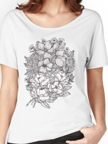 winter blooms for tee and other lovely things Women's Relaxed Fit T-Shirt