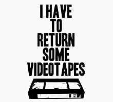 Videotapes Unisex T-Shirt