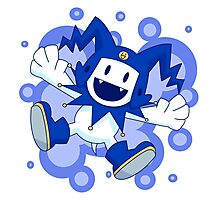Jack Frost Hee Ho! Photographic Print