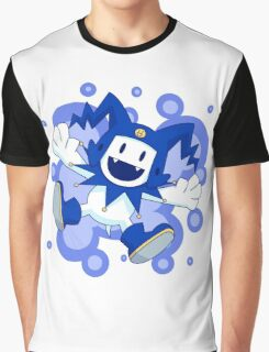 Jack Frost Hee Ho! Graphic T-Shirt